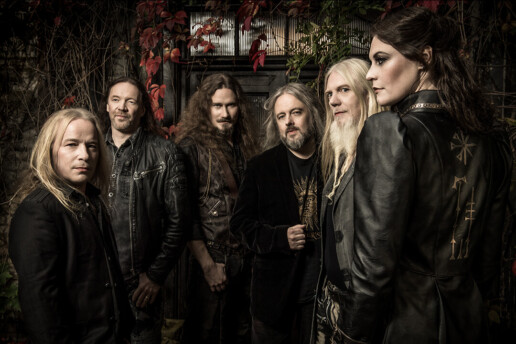 Nightwish grupo uai