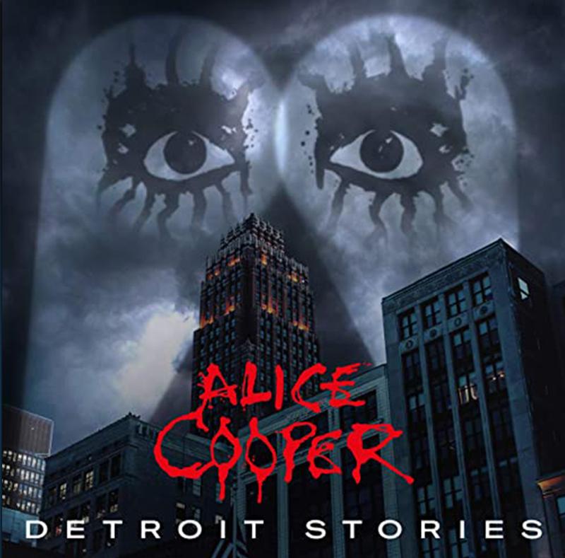 Alice Copper tiene nuevo disco Detroit Stories