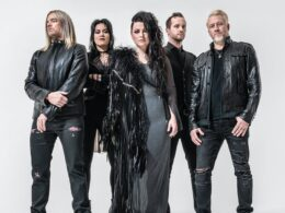 Evanescence header Kerrang exclusive 2020 credit Perou