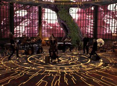 nightwish tour virtual human nature